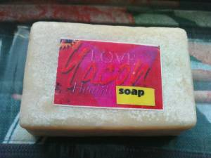Yacon Soap