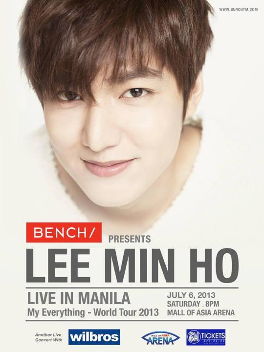 Lee Min Ho Live In Manila